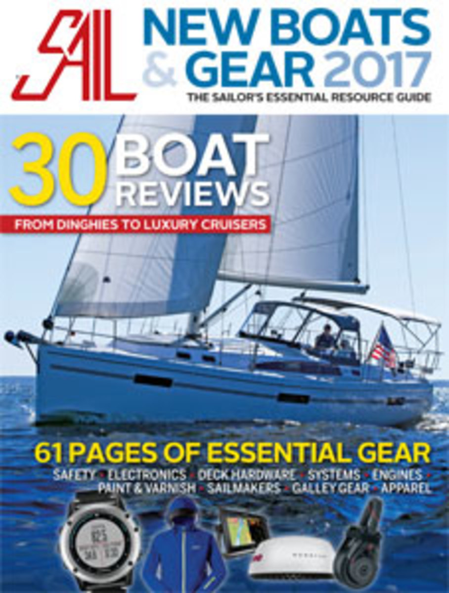 NEW BOATS & GEAR GUIDE 2017: