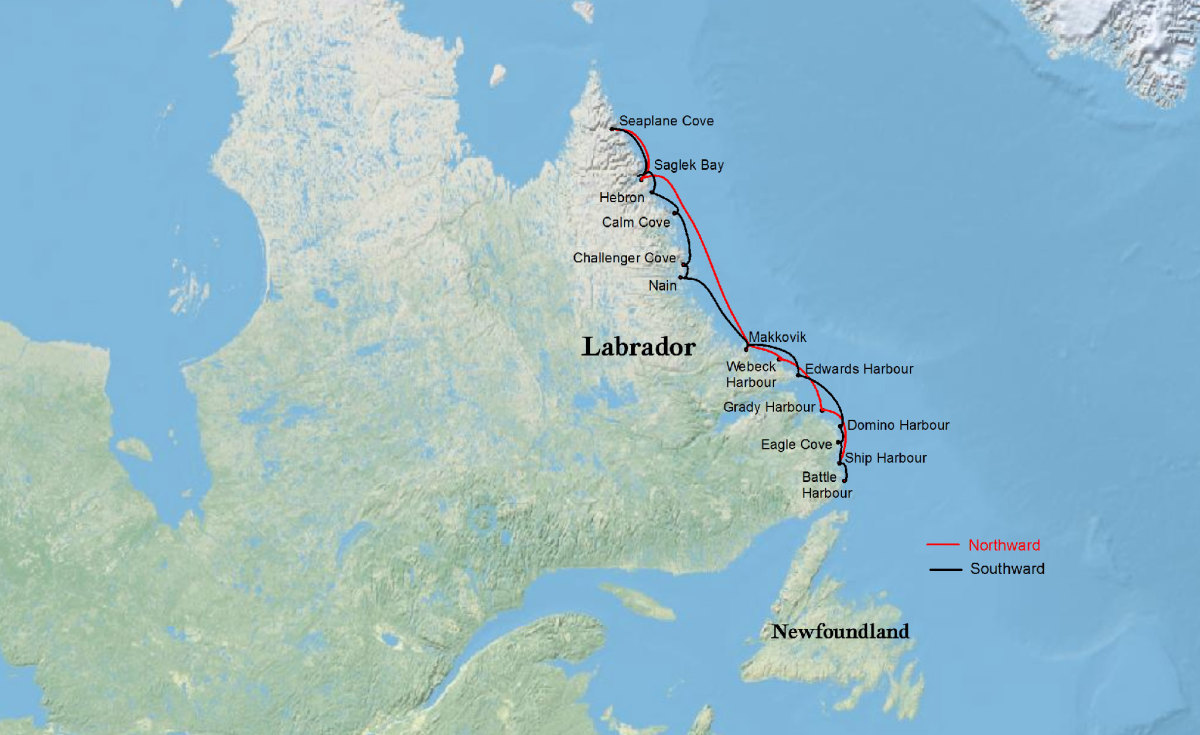 06-MAP-Labrador_earth-topo_revised-2