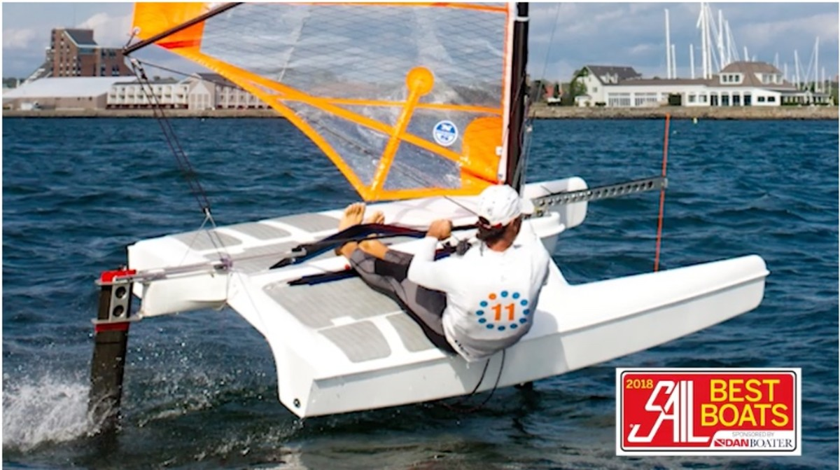 Best Boats 2018 Foiling Ufo Sail Magazine