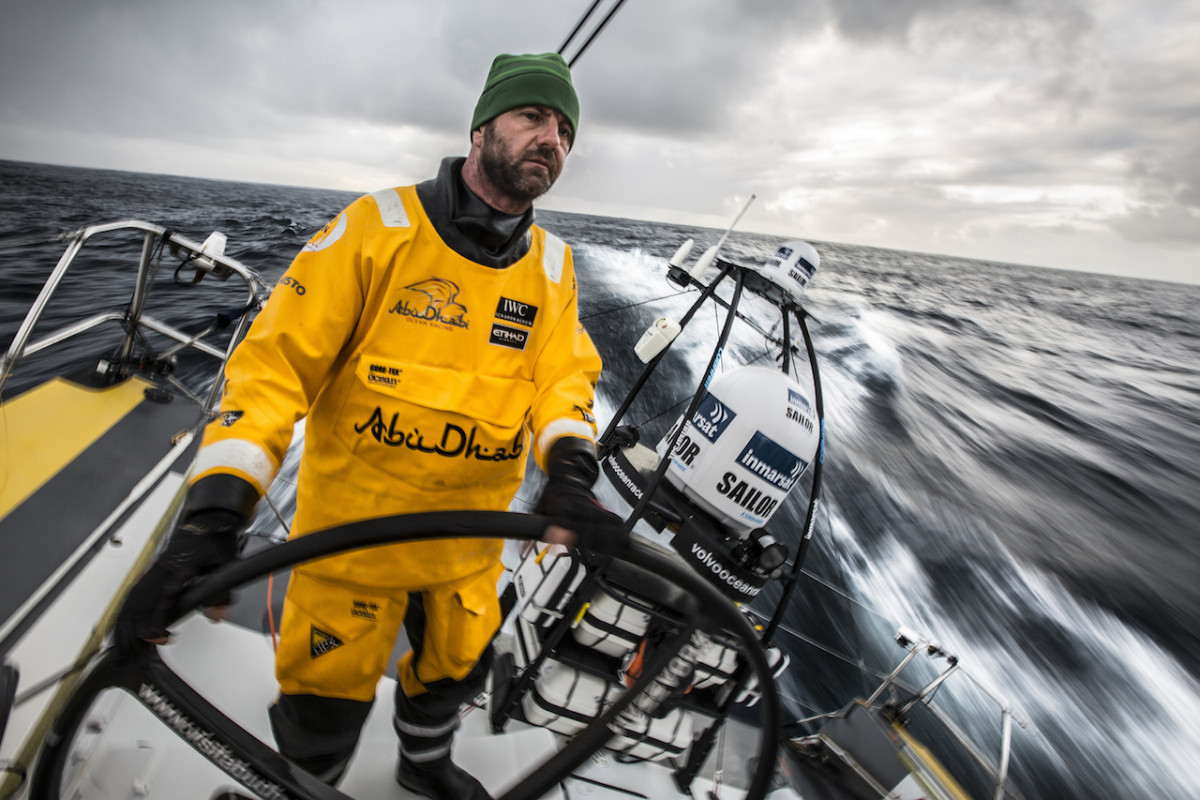 Ian Walker, who sailed as skipper aboard Abu Dhabi, winner of the 2014-15 Volvo Ocean Race