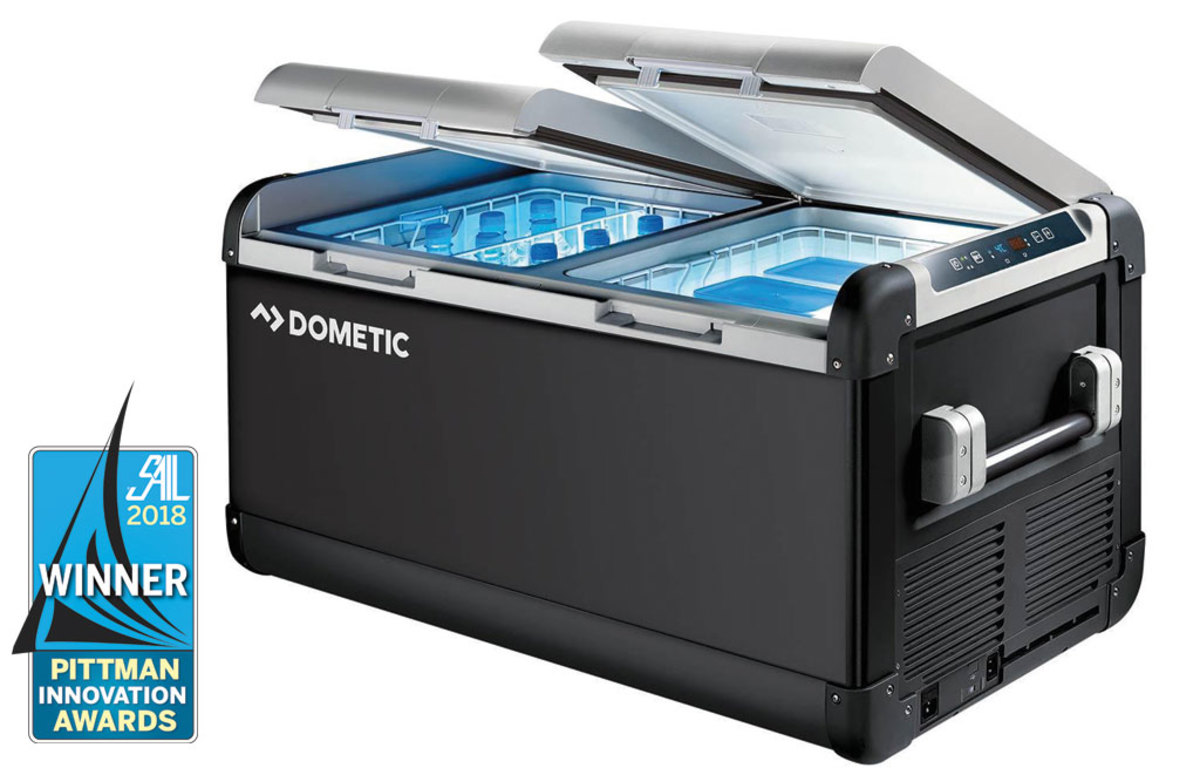 Dometic Cfx 95dzw Portable Refrigerator Freezer Sail
