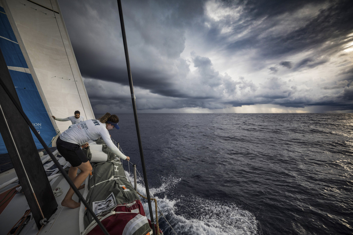 Despite some spectacular racing over the past few months, the Volvo Ocean Race is facing a number of challenges in both the near and long terms