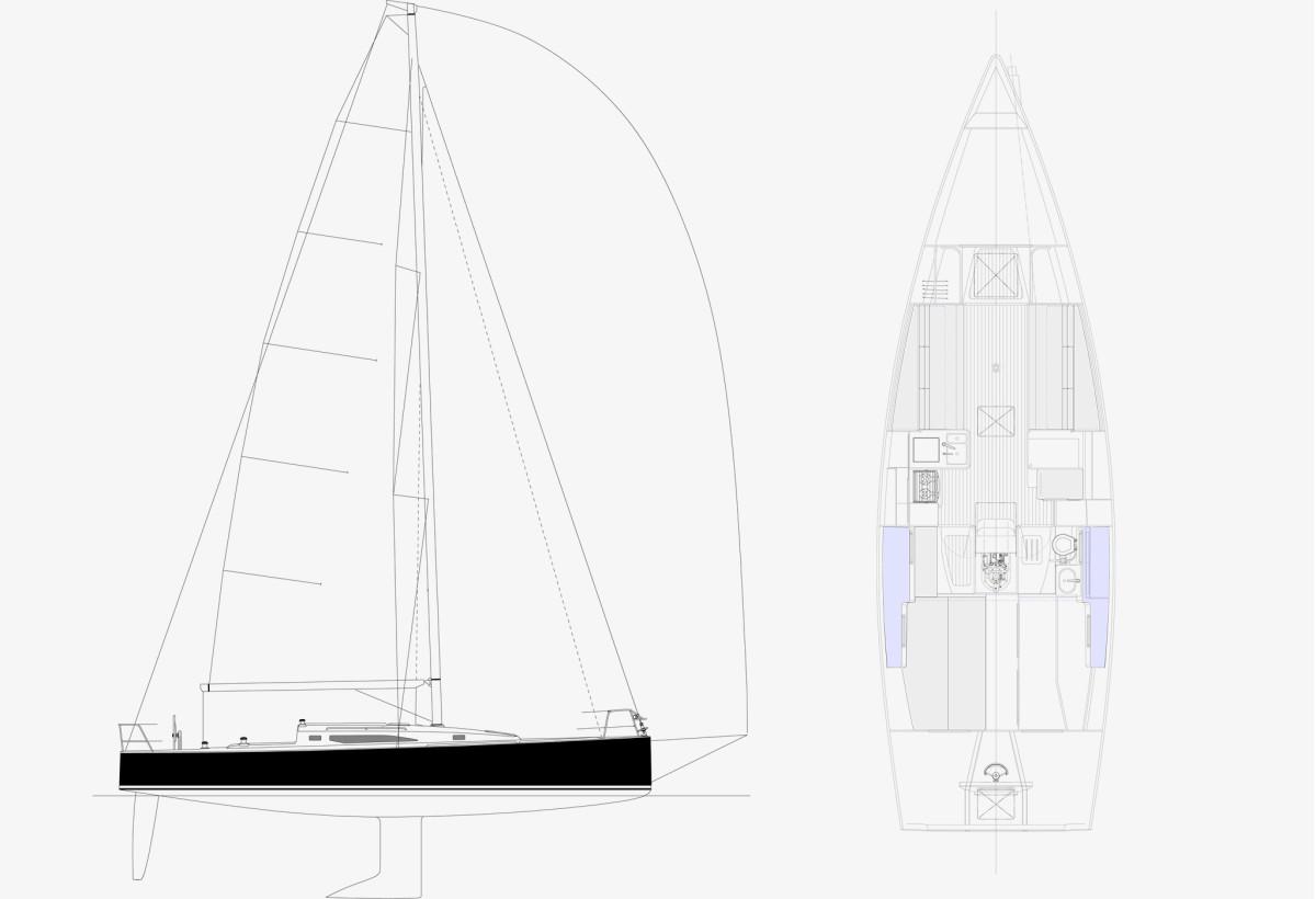 01-J121-Sailplan-Profile