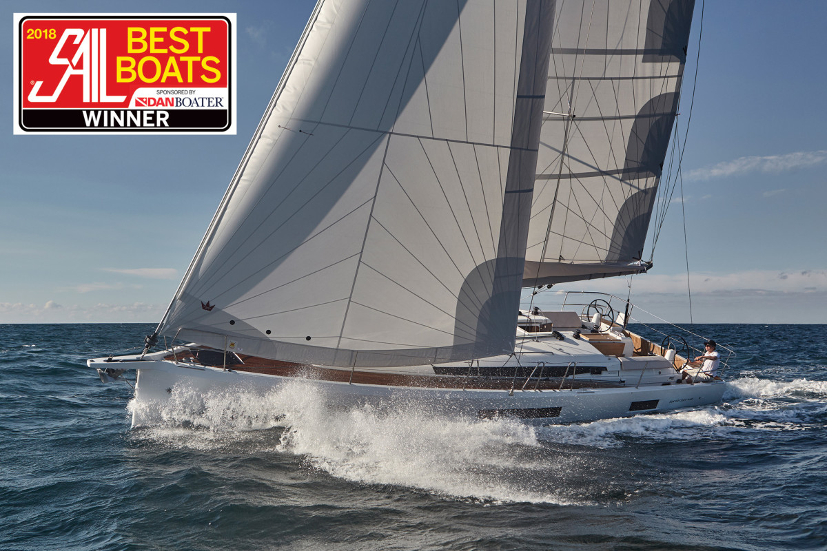 Best Boats 2015: Gunboat 55 - Sail Magazine