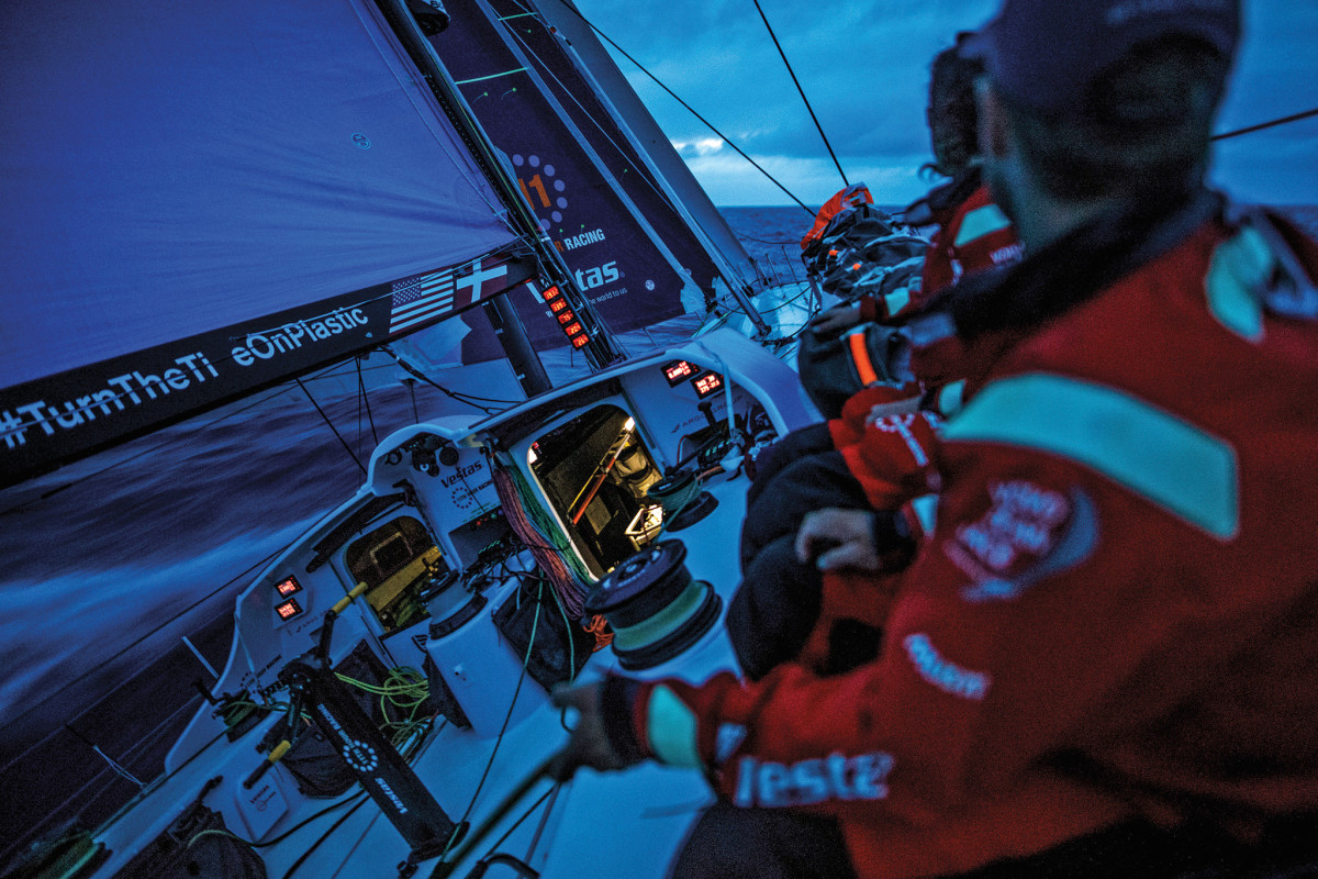 At press time, many questions regarding the accident that killed a commercial fisherman in the Volvo Race remained unanswered