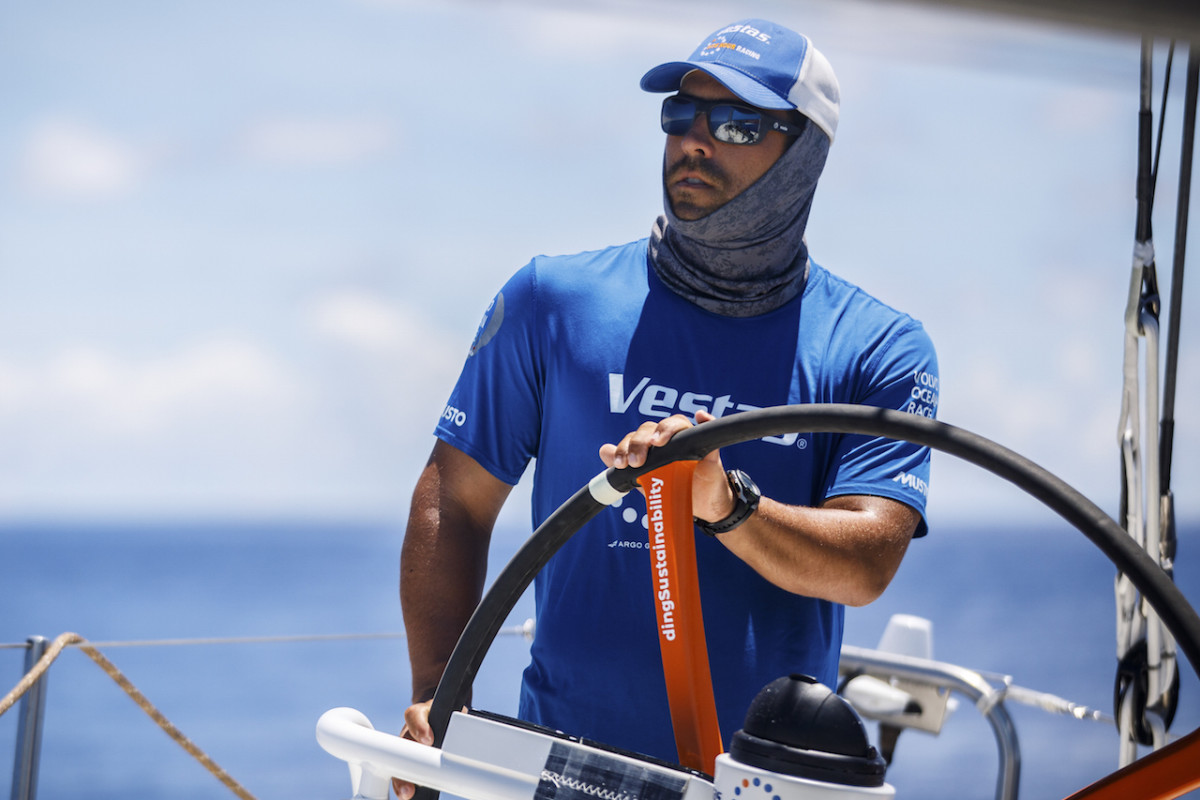 According to Vestas 11th Hour Racing co-founder Mark Towill, the team was carefully monitoring AIS and keeping a close visual lookout at the time of the January 20 collision