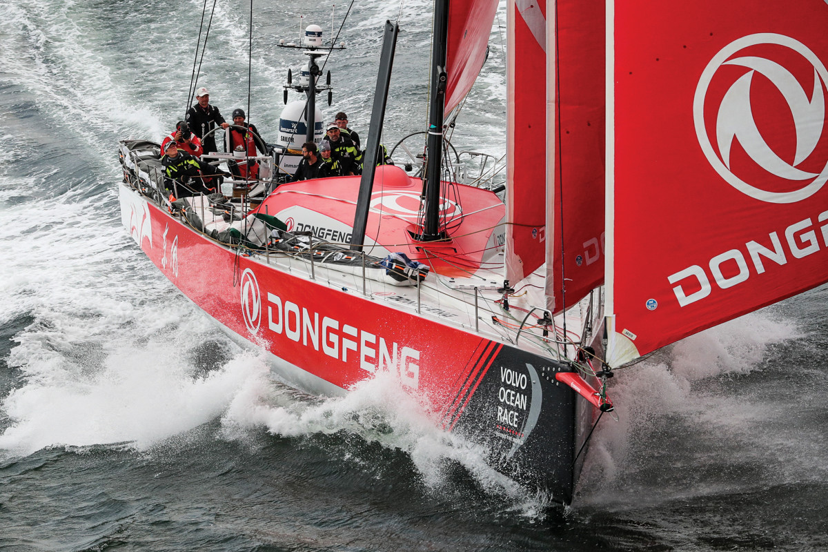 Organizers of The Ocean Race say there's still plenty of life left in the old VO65s