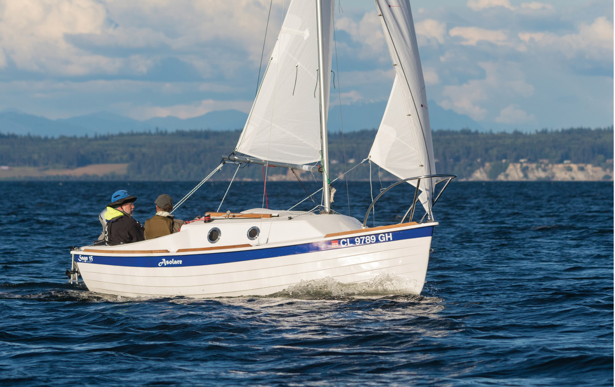 The Sage 15 is a high-quality micro-cruiser