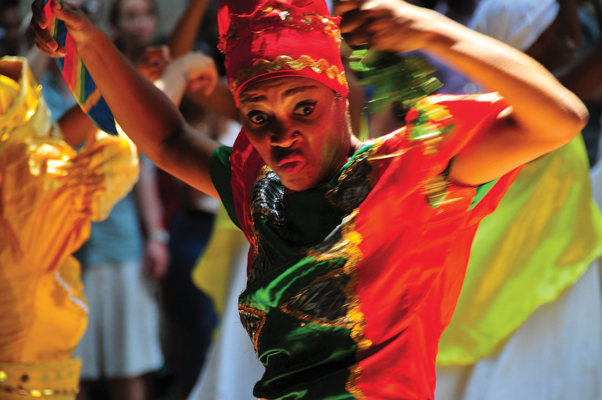 The Cuban love of music and dance has always attracted visitors