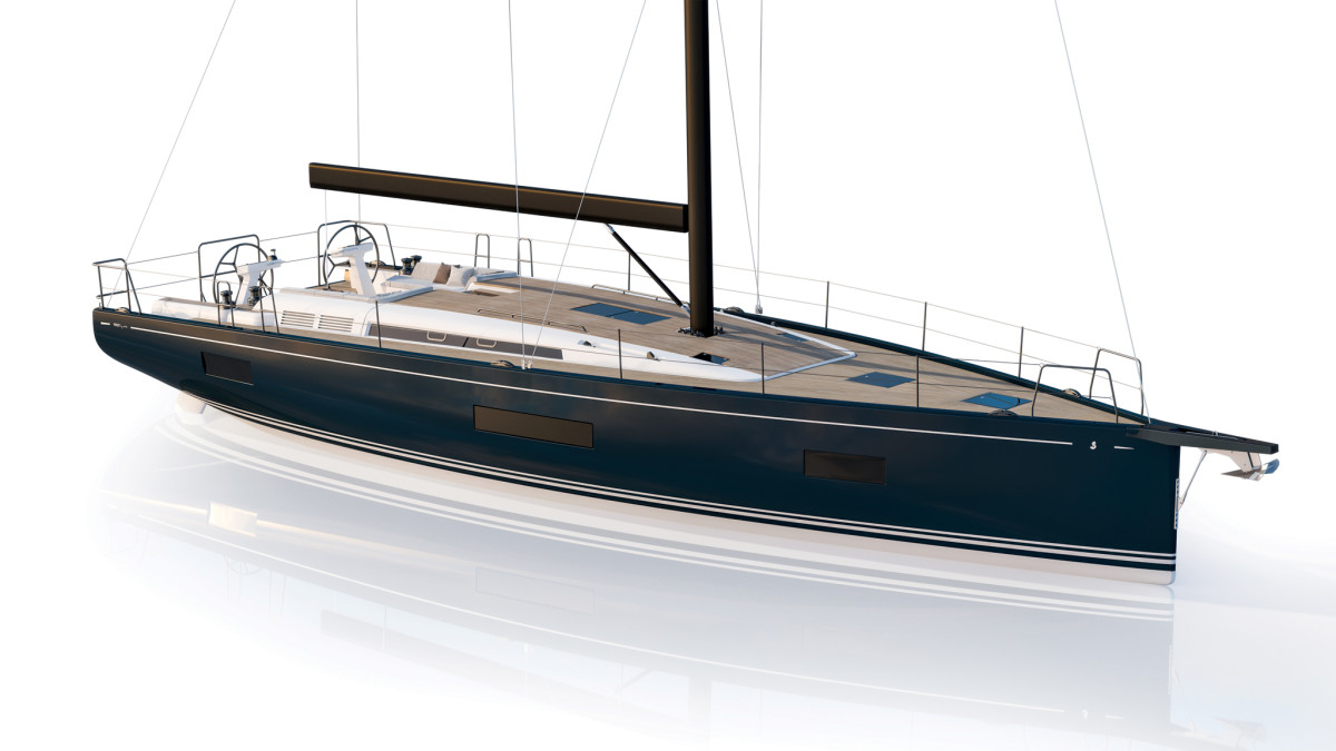 Beneteau-First-Yacht-53-