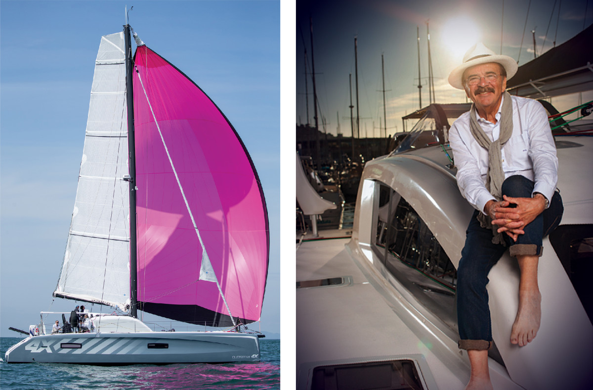 Patrick Le Quement and Multihull Design