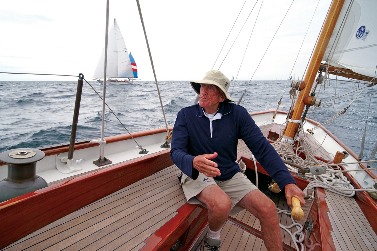 There's an element of mystery to different people's abilities to steer a sailboat