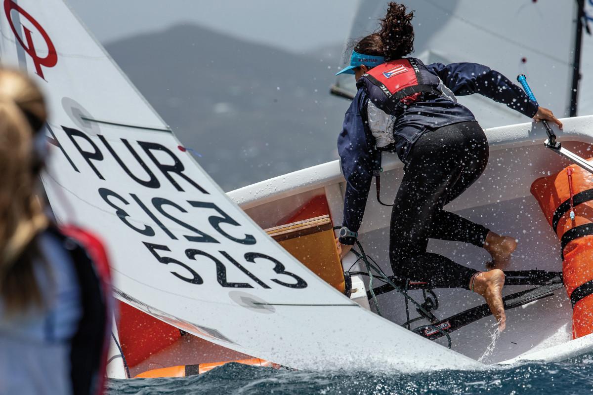 Optimal Sailing