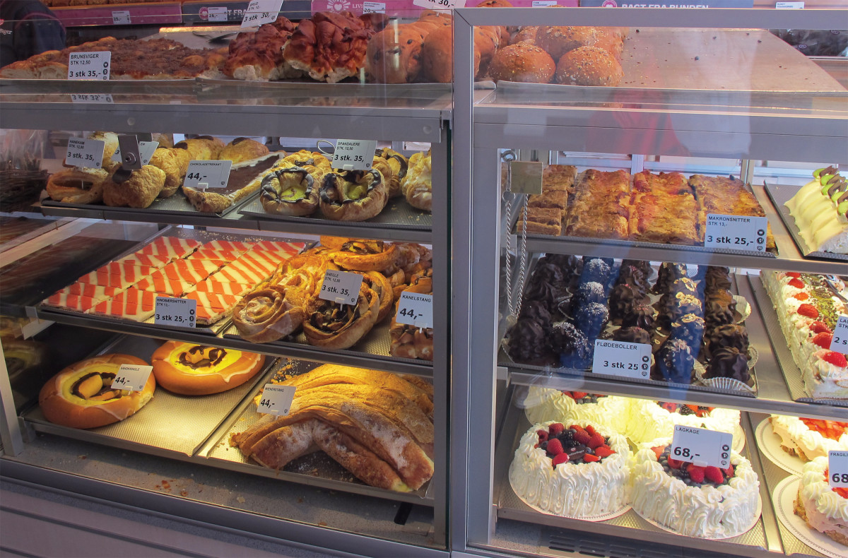 The search for pastries finally struck gold