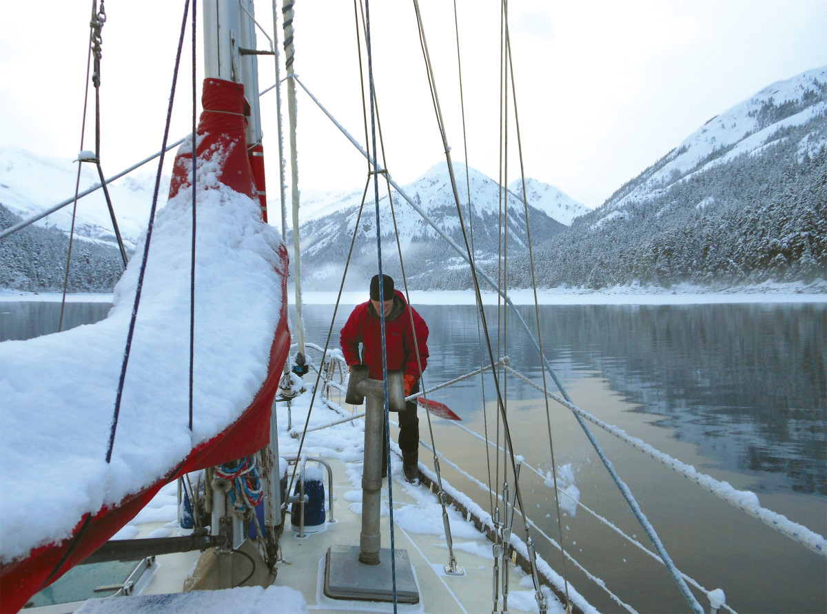 With proper preparation, winter sailing can be an unforgettable and addictive experience