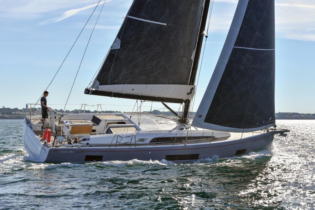 Boat Review Beneteau Oceanis 46 1 Sail Magazine
