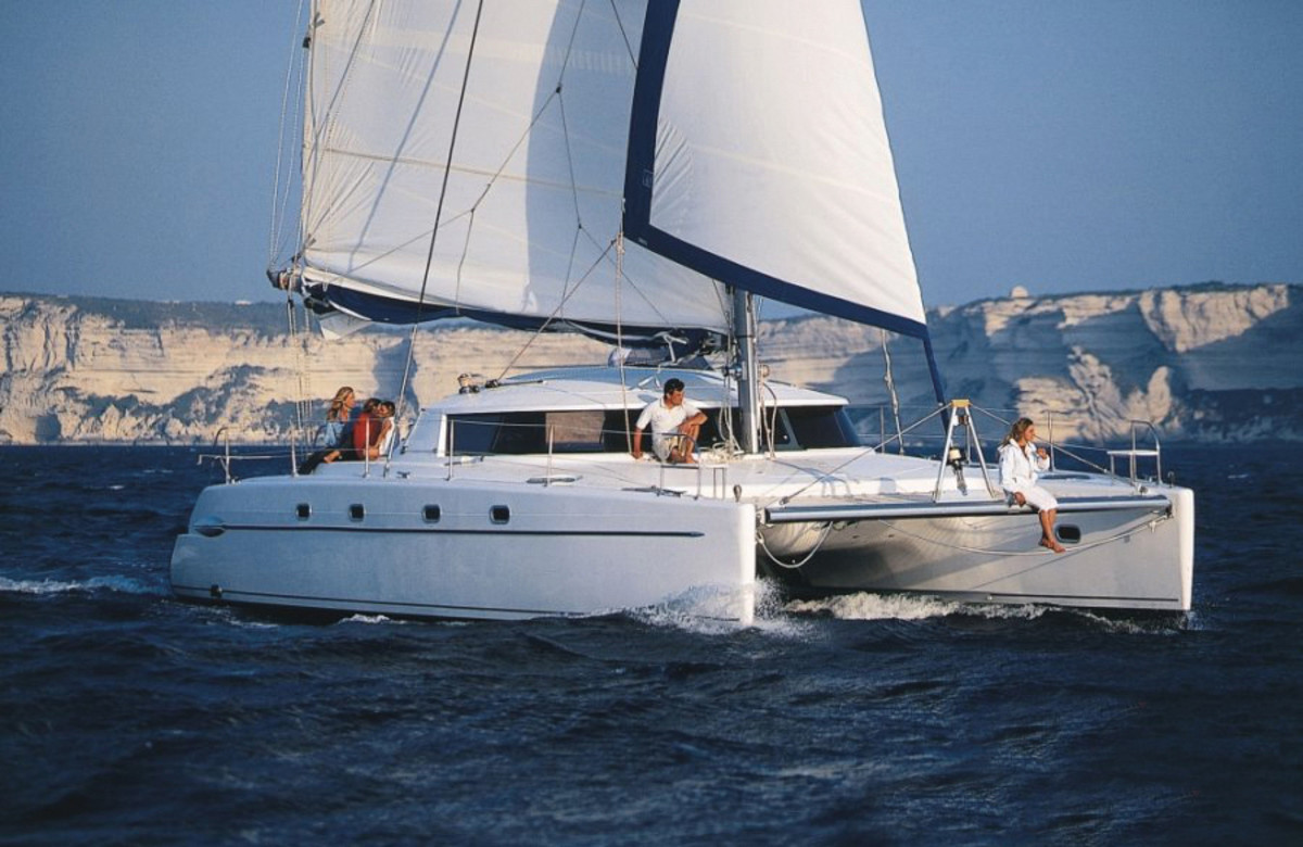 The Belize 43 was a staple of many charter fleets
