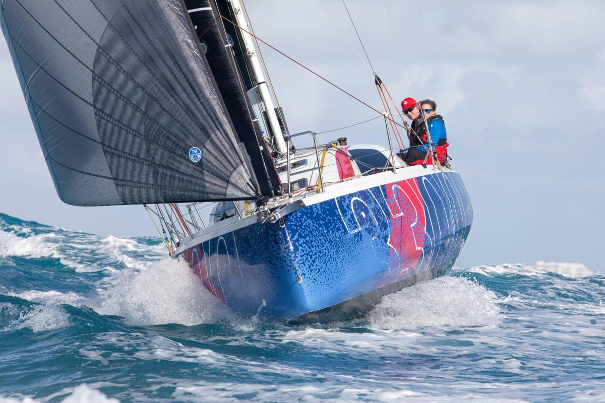 Alchemist sailing doublehanded