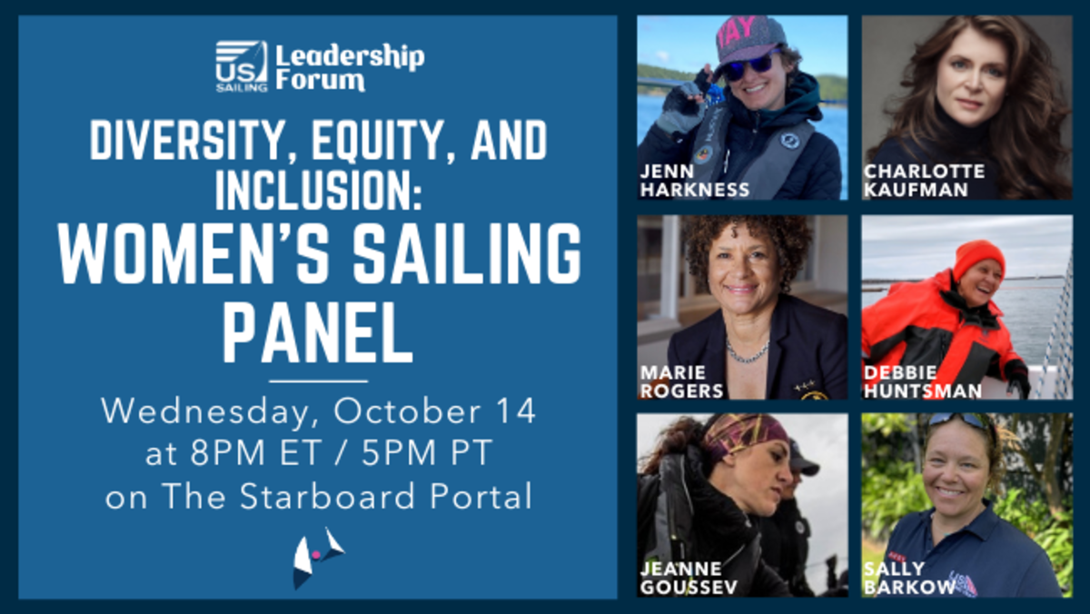 Women Sailing Panel -  EMAIL