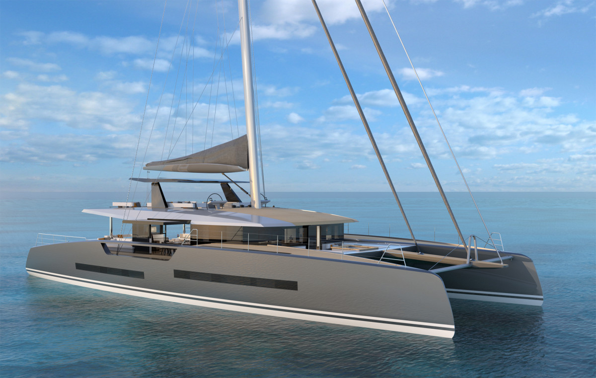 This 119-footer designed for Royal Huisman is a spectacular vessel by pretty much any measure