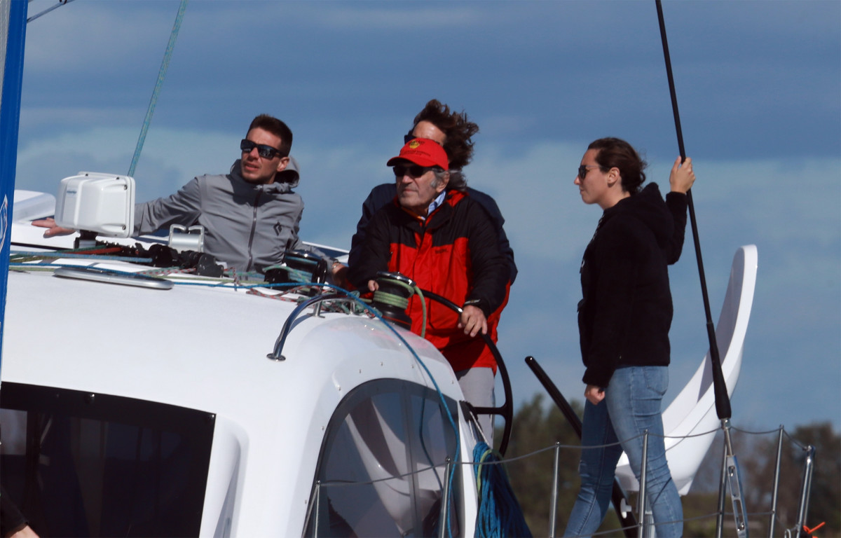 Jimmy Cornell Abandons Latest Circumnav