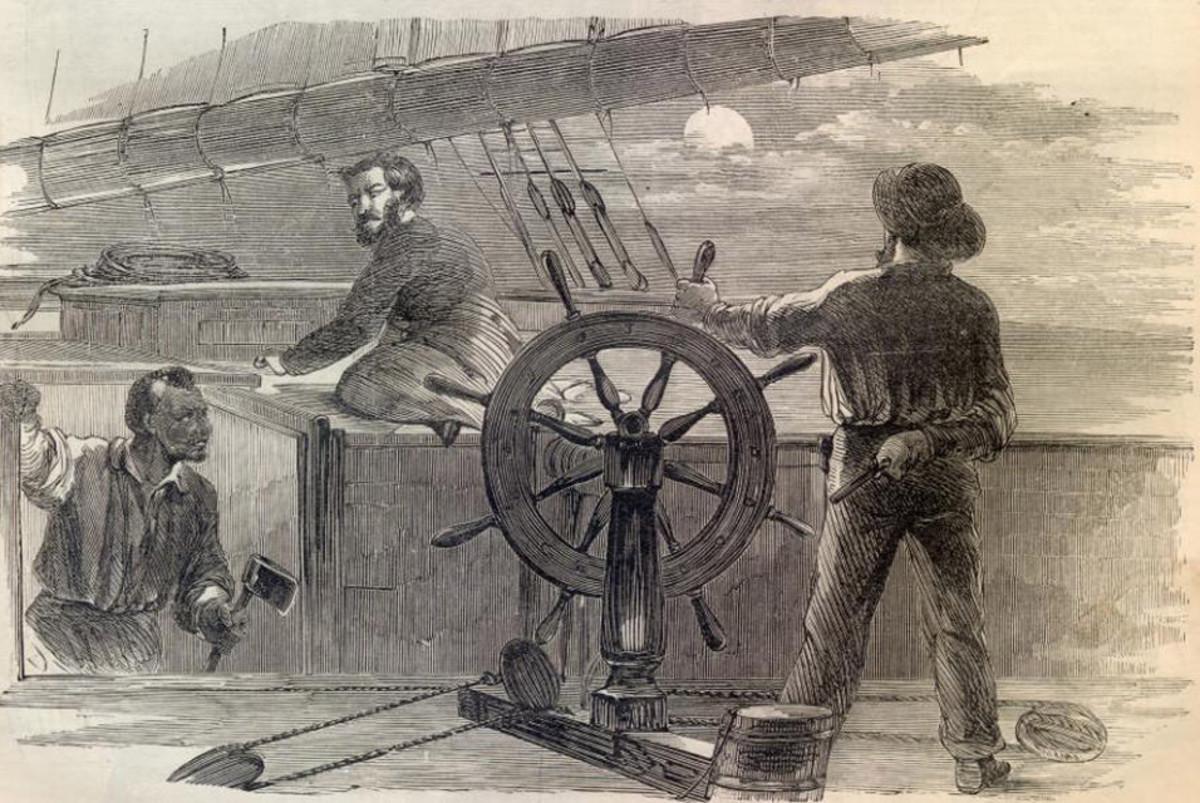 Recapture_of_the_schooner_S.J._Waring_by_William_Tillman
