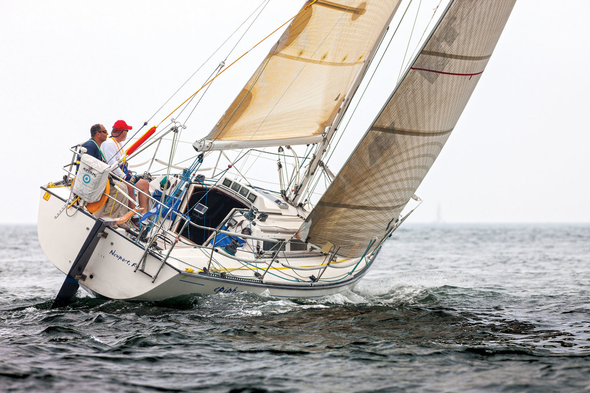 By equipping your boat for doublehanded racing you will also make it a better boat for cruising
