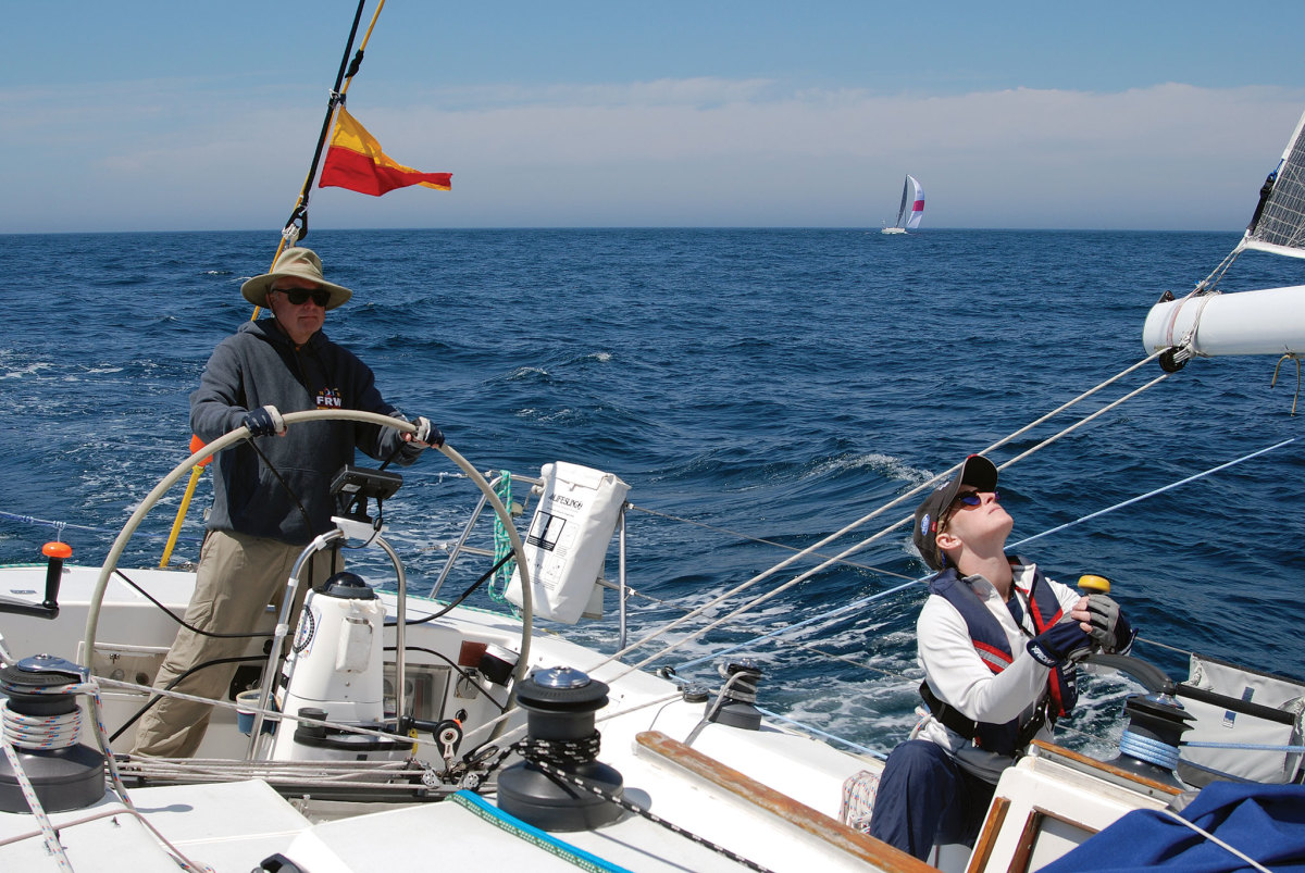 The biennial Marble-Halifax race is now open to solo sailors as well as fully crewed boats