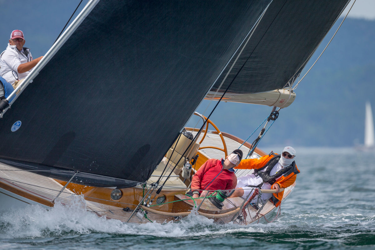 No one said racing in the midst of a global pandemic would be easy, but sailors across the country still did their best