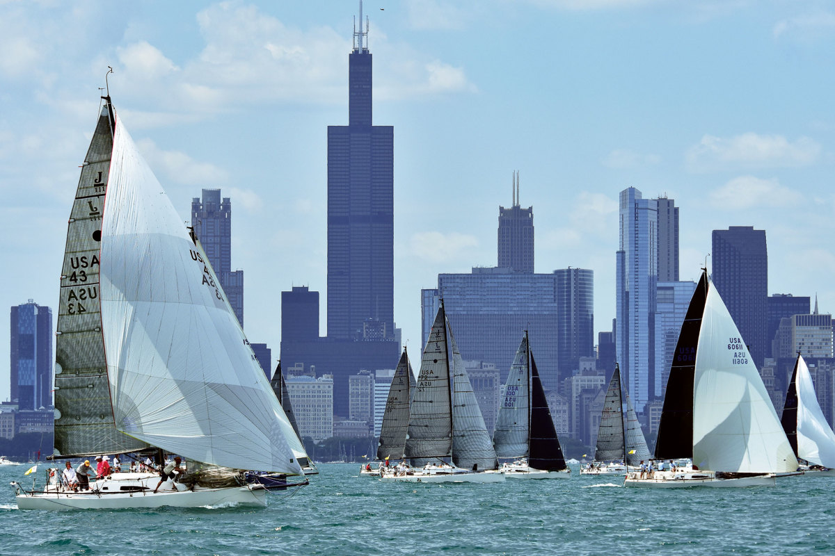 The response to the news that the Chicago-Mackinac was back on for 2021 was overwhelmingly positive