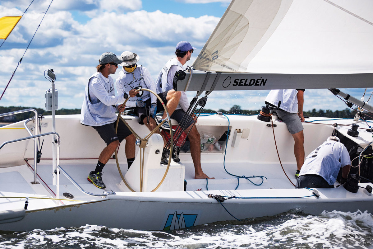 By developing its own set of Covid-19 protocols, Oakcliff Sailing was able to keep racing throughout 2020