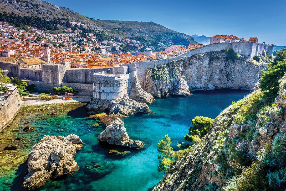It's small wonder that Dubrovnik is a tourist hotspot