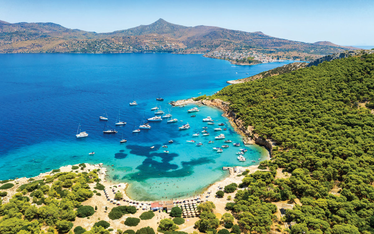 This overview of Aegina shows why the allure of Greece's beautiful islands never fades