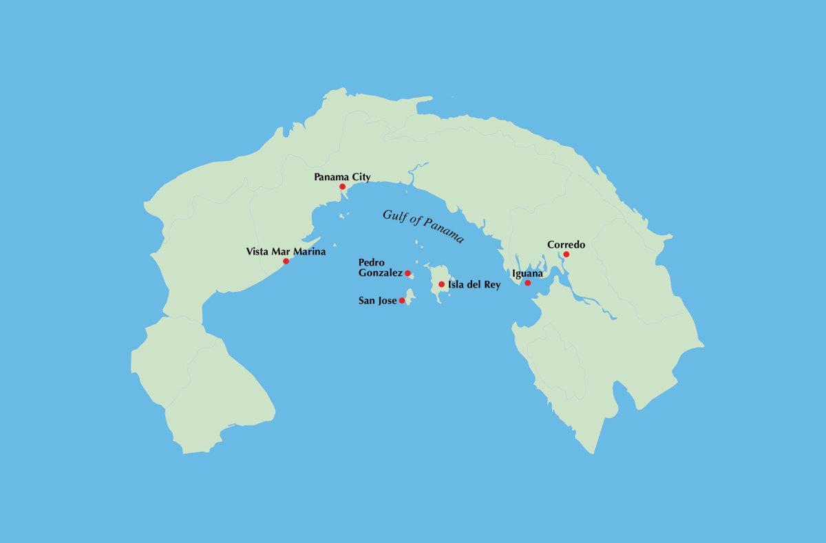 Panama-Gulf