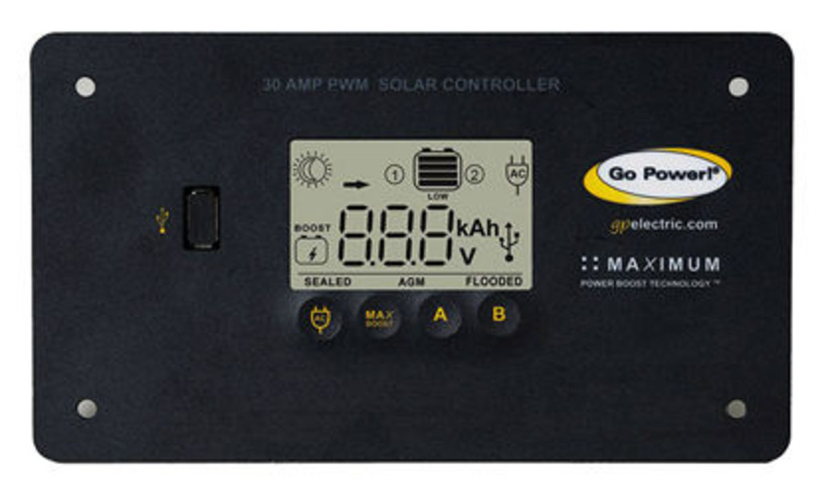The Solar Flex Charging Kit offers extraordinary power that is convenient and reliable for any application.